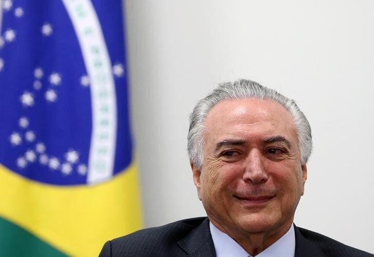 Temer deve come�ar privatiza��es no primeiro trimestre do ano que vem / Adriano Machado/Reuters