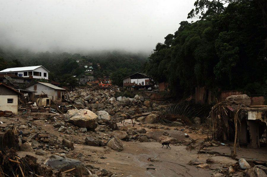 Um grande volume de recursos será destinado para reconstrução das cidades atingidas pelas chuvas