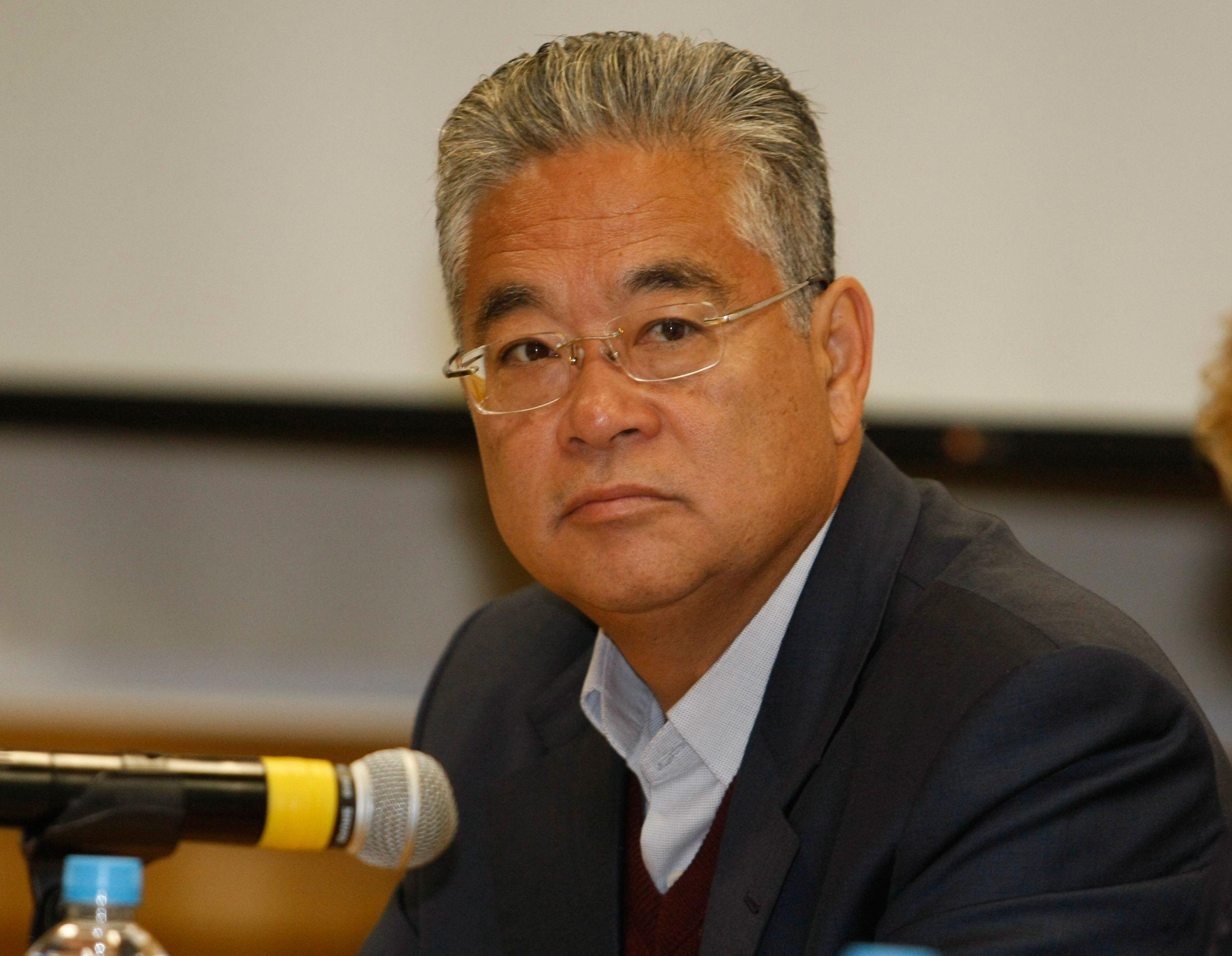 O presidente do Instituto Lula, Paulo Okamotto / Nilton Fukuda/Estadão Conteúdo