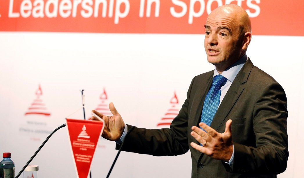 Fifa quer reavaliar futebol na Olimpíada