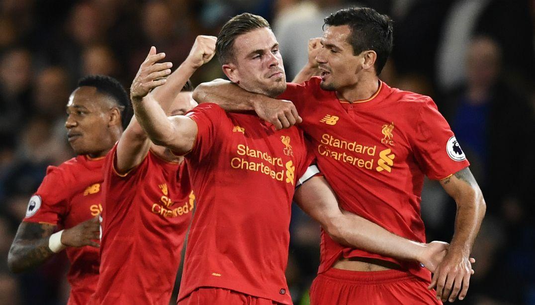 Liverpool derruba Chelsea fora de casa