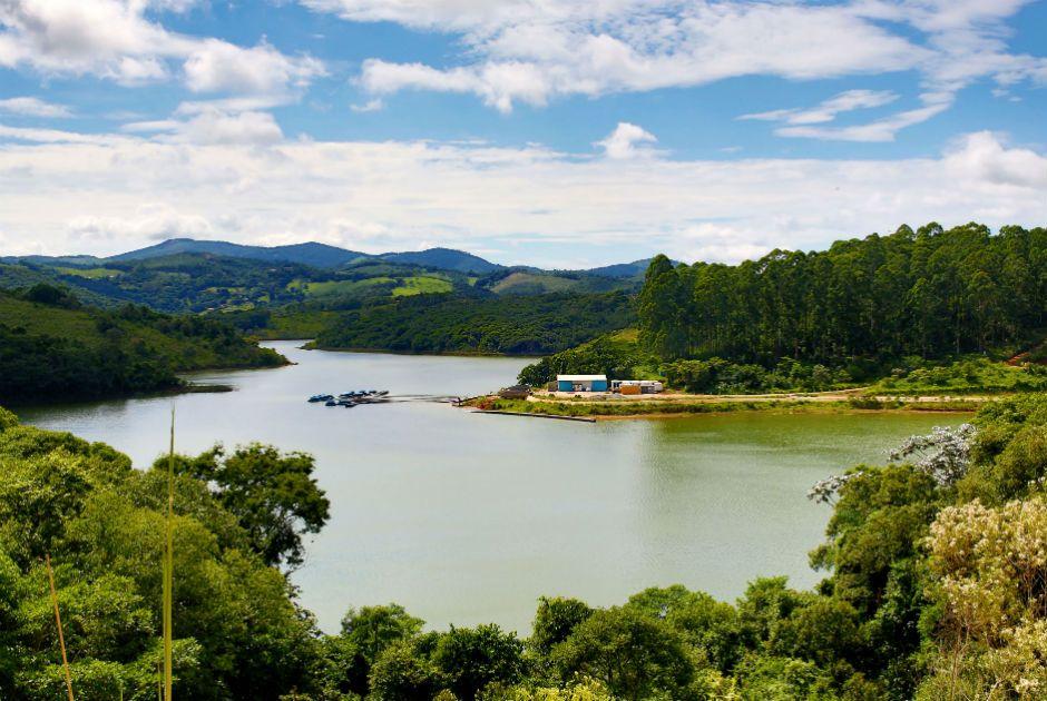 Quanto aos demais reservatórios da Grande São Paulo, a maioria registrou queda no volume / Luis Moura/Estadão Conteúdo