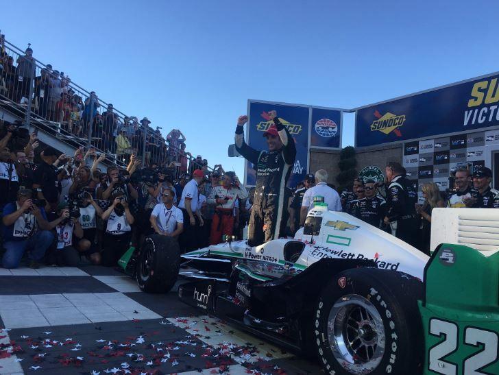 Will Power tem problema com o carro e Pagenaud é campeão da Indy