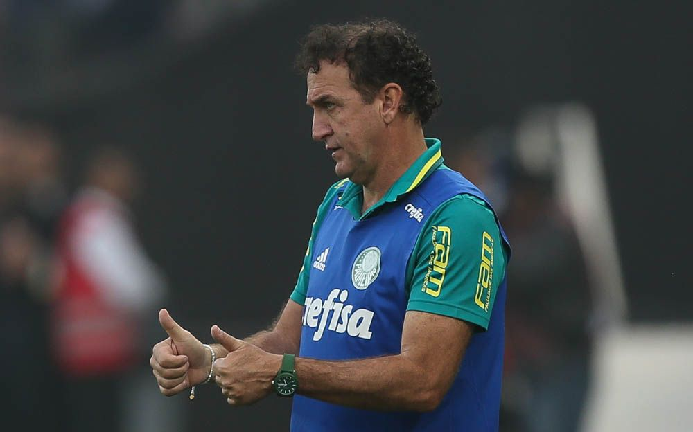 Tabela ajuda, e Verdão terá força máxima na Copa do Brasil