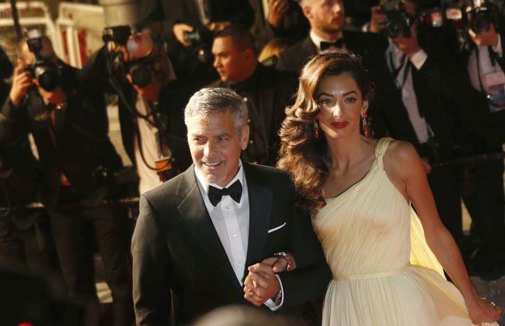 George Clooney e Amal estão esperando gêmeos