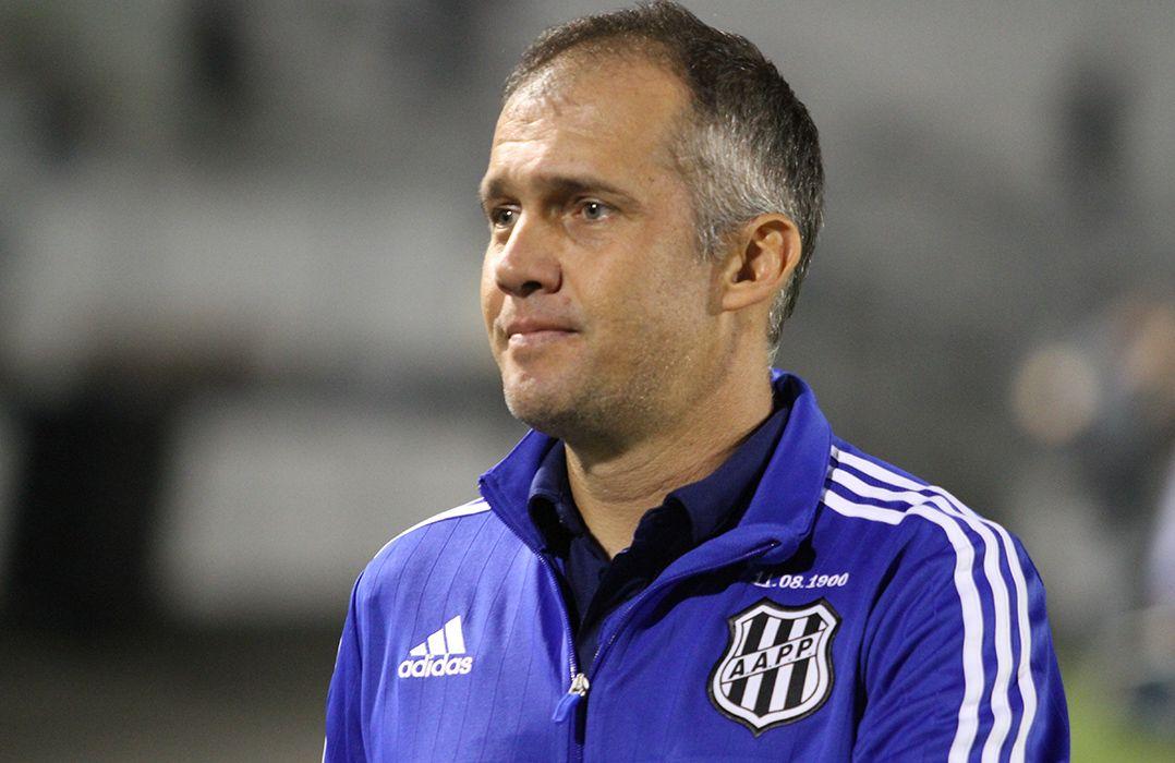 Eduardo Baptista deixa a Ponte Preta e fica livre para o Palmeiras