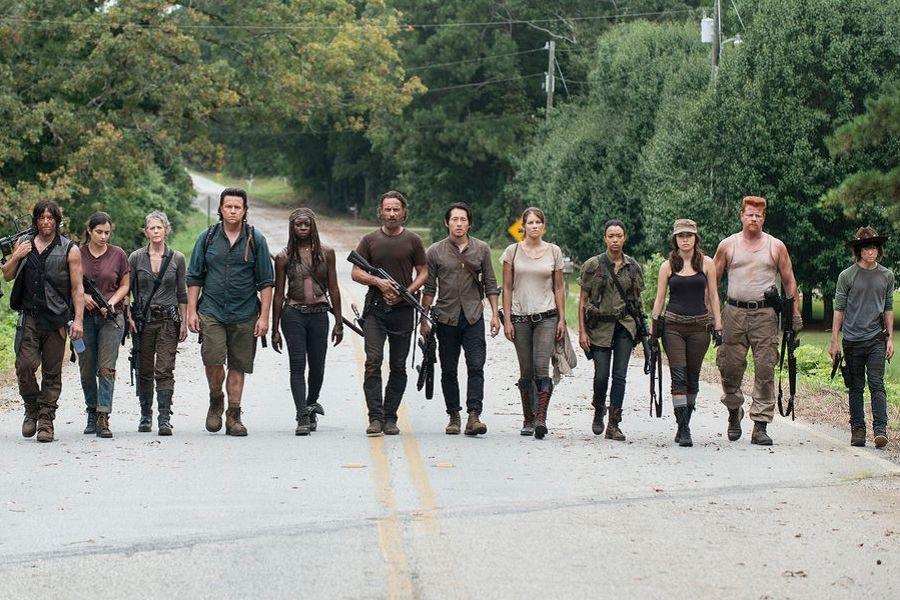 The Walking Dead pode durar décadas na televisão
