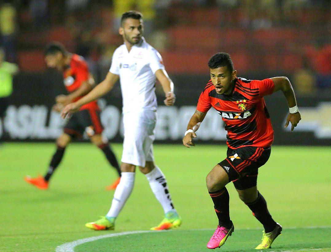 Santos perde mais uma fora de casa pelo Brasileirão