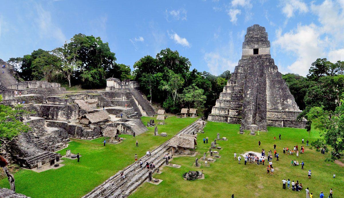 Um giro pela Guatemala
