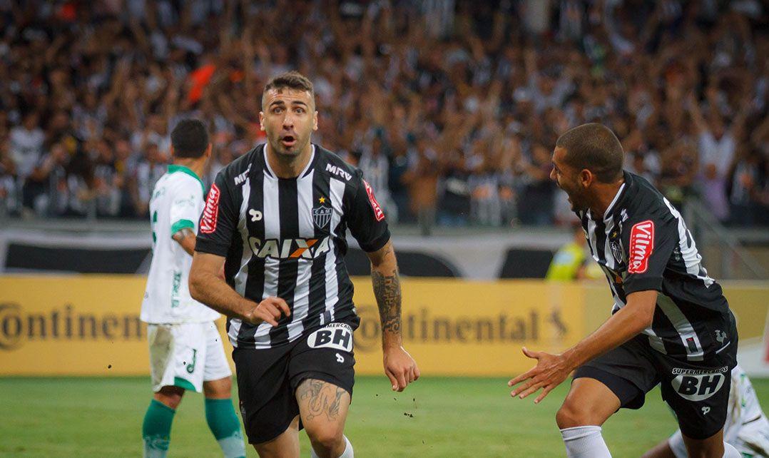 Atlético-MG ganha do Juventude em Minas pela Copa do Brasil