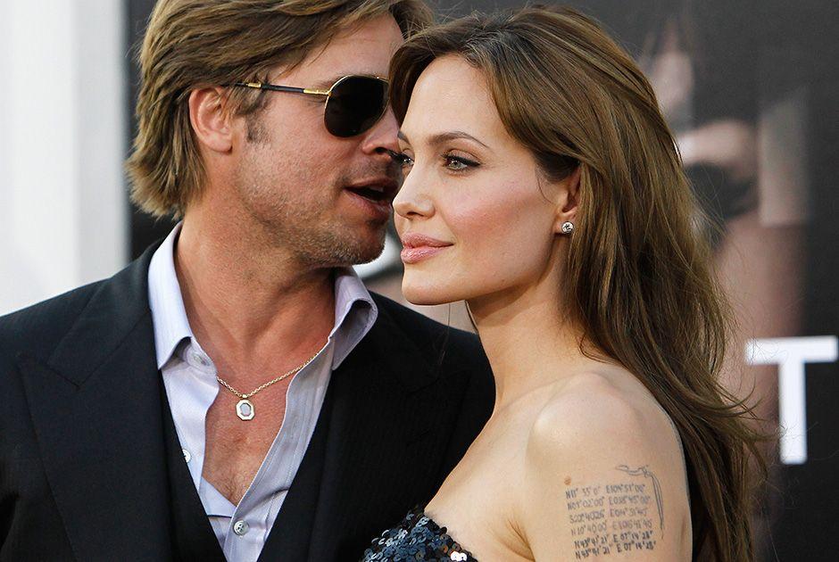 Pitt e Jolie ficaram juntos por 12 anos / Mario Anzuoni/Reuters
