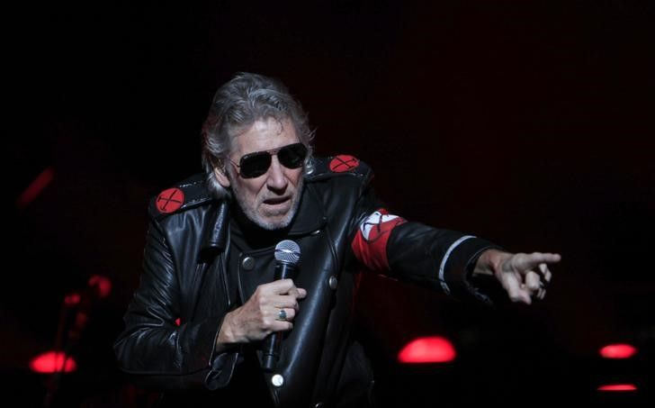 O último trabalho de Roger Waters era de 1992 / Radu Sigheti/Reuters