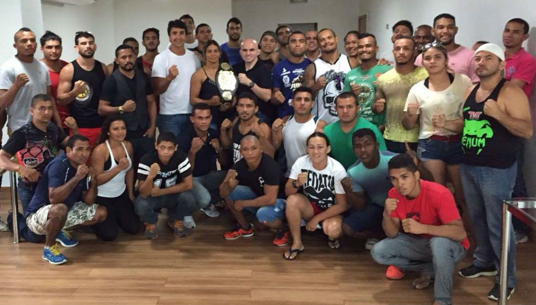 Jungle Fight 91 promove estreias no MMA