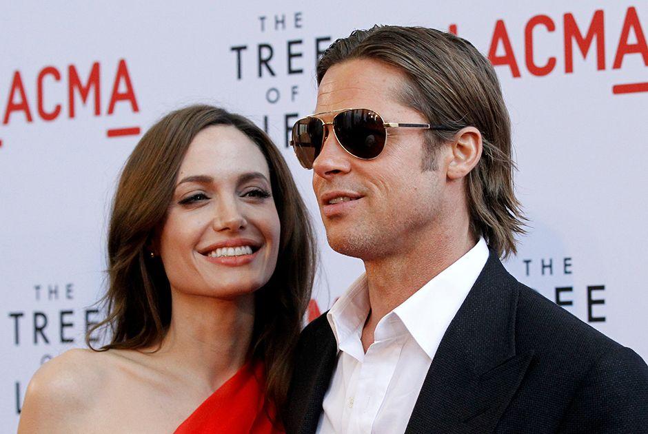 Angelina Jolie e Brad Pitt se separaram em 2016 / Mario Anzuoni/Reuters