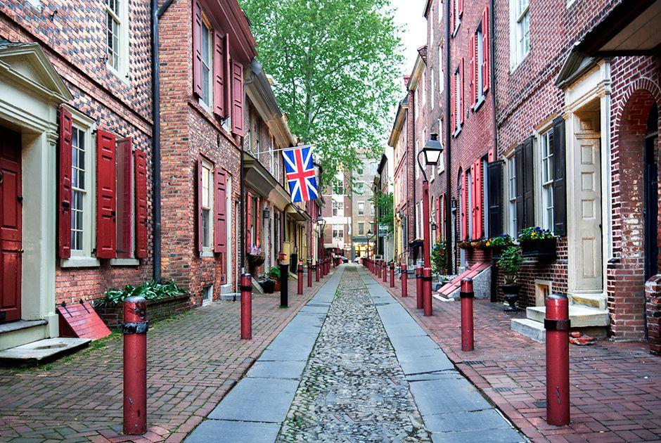 Conheça os lugares visitados na Filadélfia