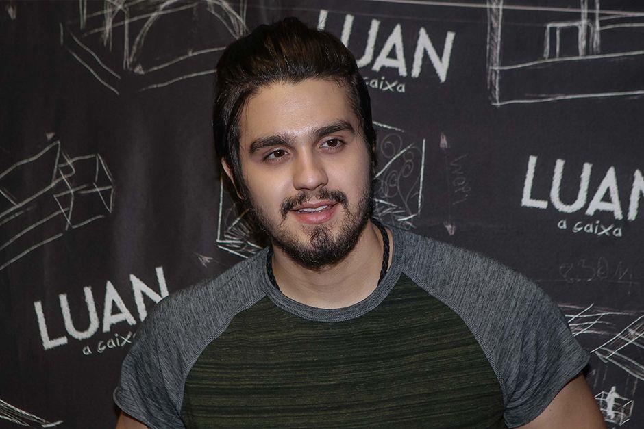 Palco despenca e deixa 6 feridos em show de Luan Santana