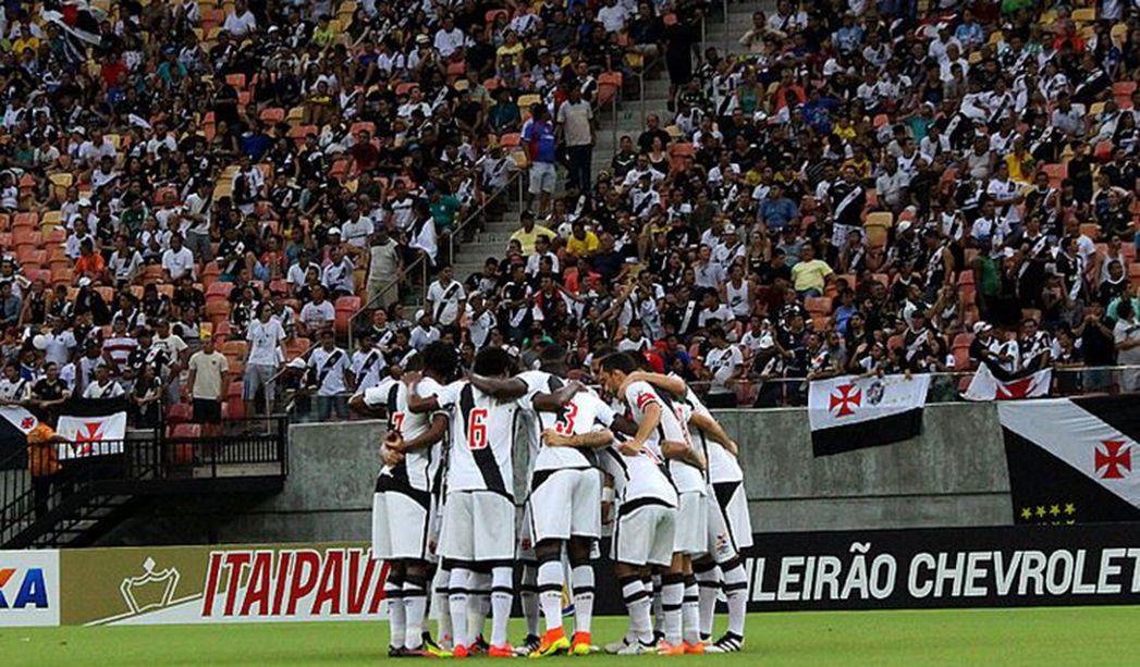 Vasco faz promoção de ingressos para 'decisão' na Série B