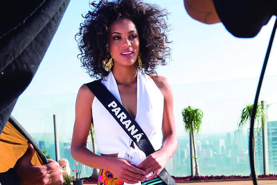 Saiba os segredos da Miss Brasil para cuidar dos cabelos