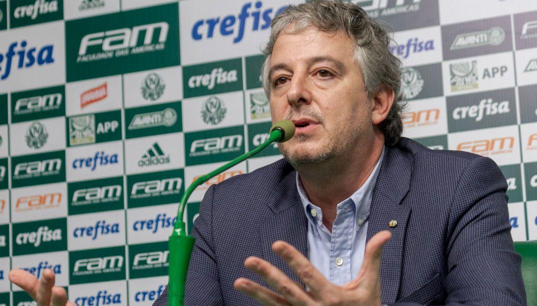 Paulo Nobre se revolta e vê pressão a árbitros em jogos do Flamengo