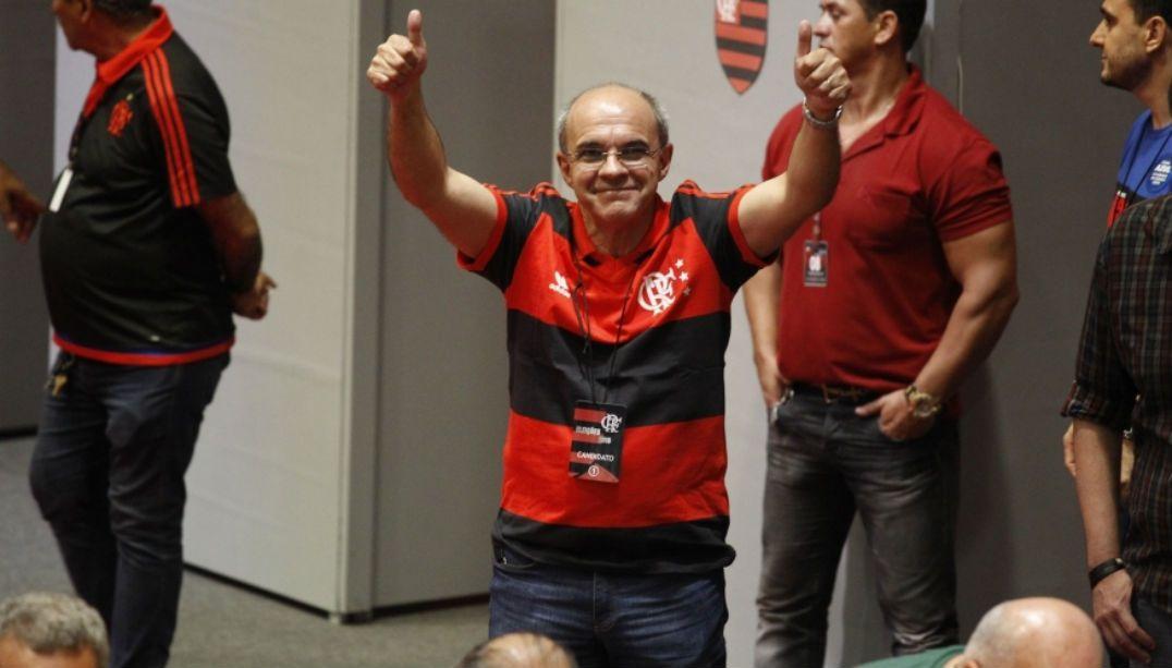 Presidente Bandeira de Mello se irritou com o pedido de anulação da partida  pelo Fluminense   8d5281b8a9e78