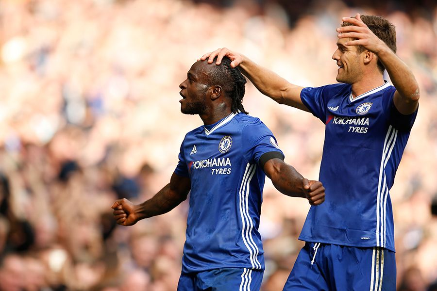 Chelsea bate o Leicester em duelo dos últimos campeões ingleses