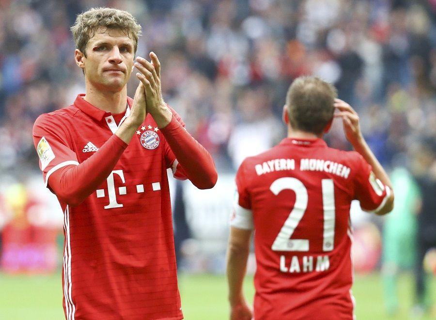 Bayern empata e vantagem na ponta diminui