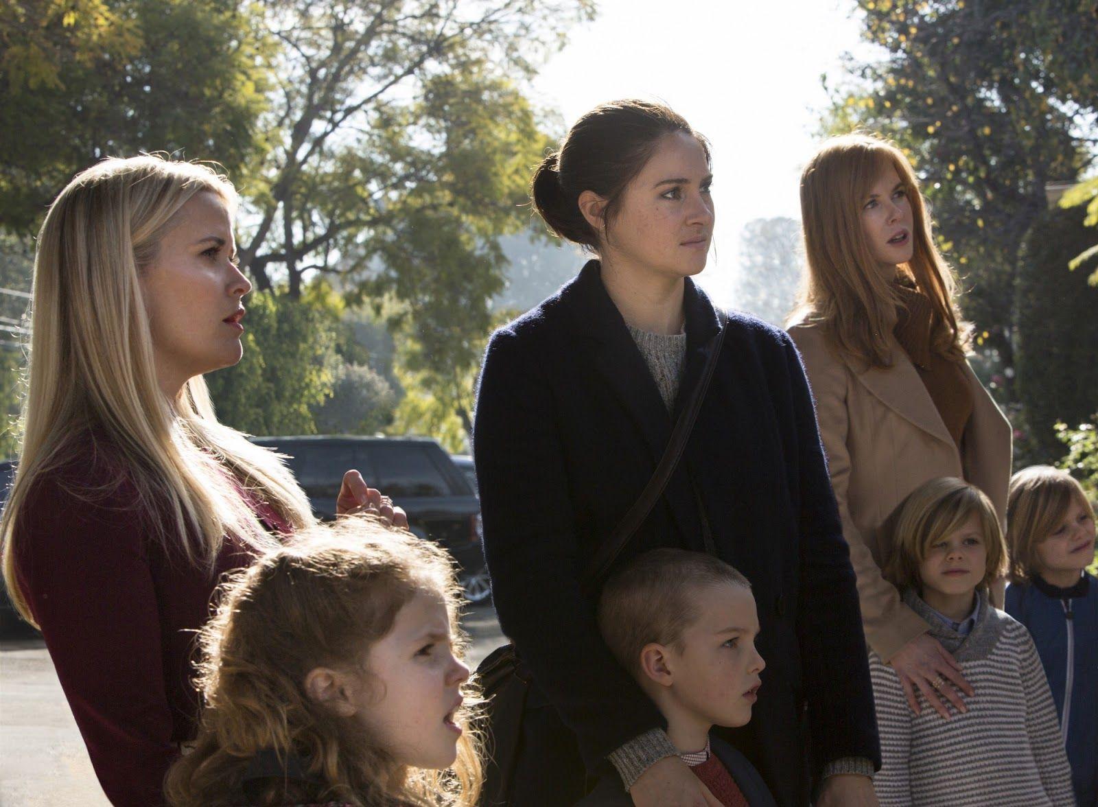 Minissérie com Reese Witherspoon e Nicole Kidman ganha trailer