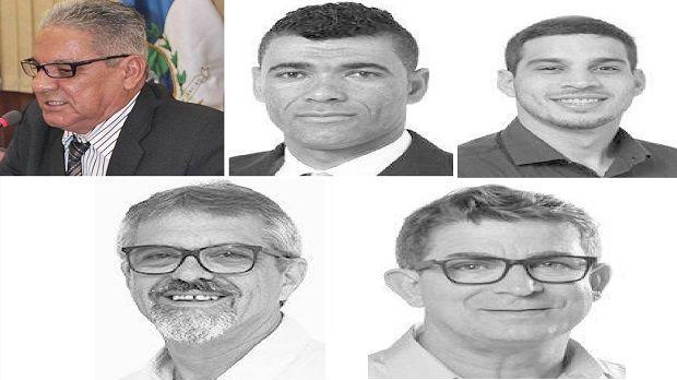 Todos os políticos presos participaram das eleições municipais deste ano / Reprodução
