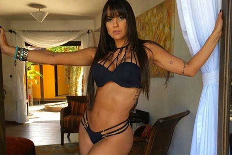 Nem me acho tão bonita, revela Carol Dias