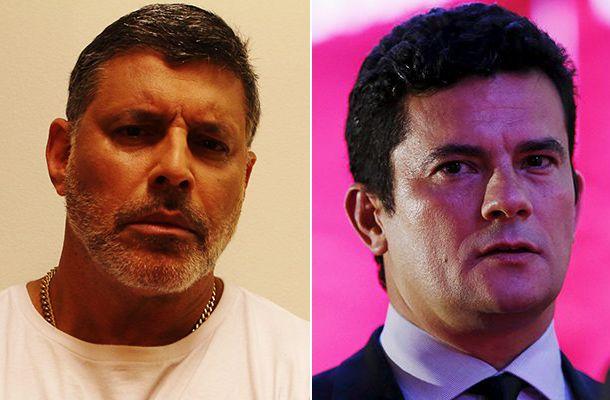 Abaixo-assinado pede Alexandre Frota como juiz Sérgio Moro em série