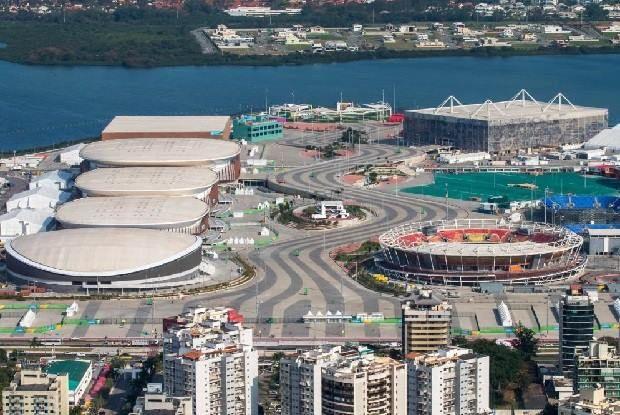 Prefeitura do Rio cede gestão do Parque Olímpico ao governo federal
