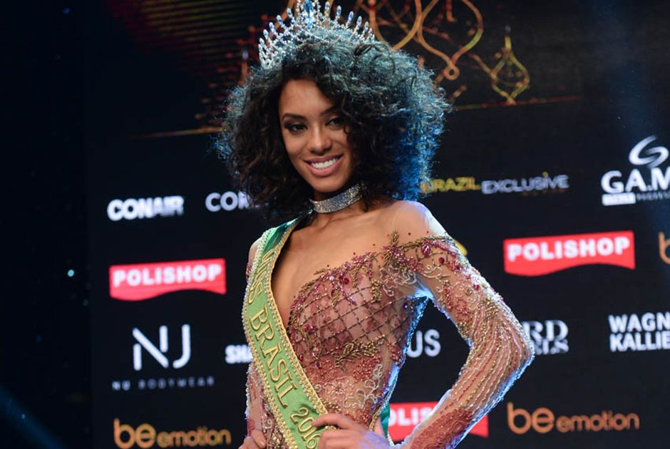 Não sou neurótica com dieta, afirma a Miss Brasil 2016