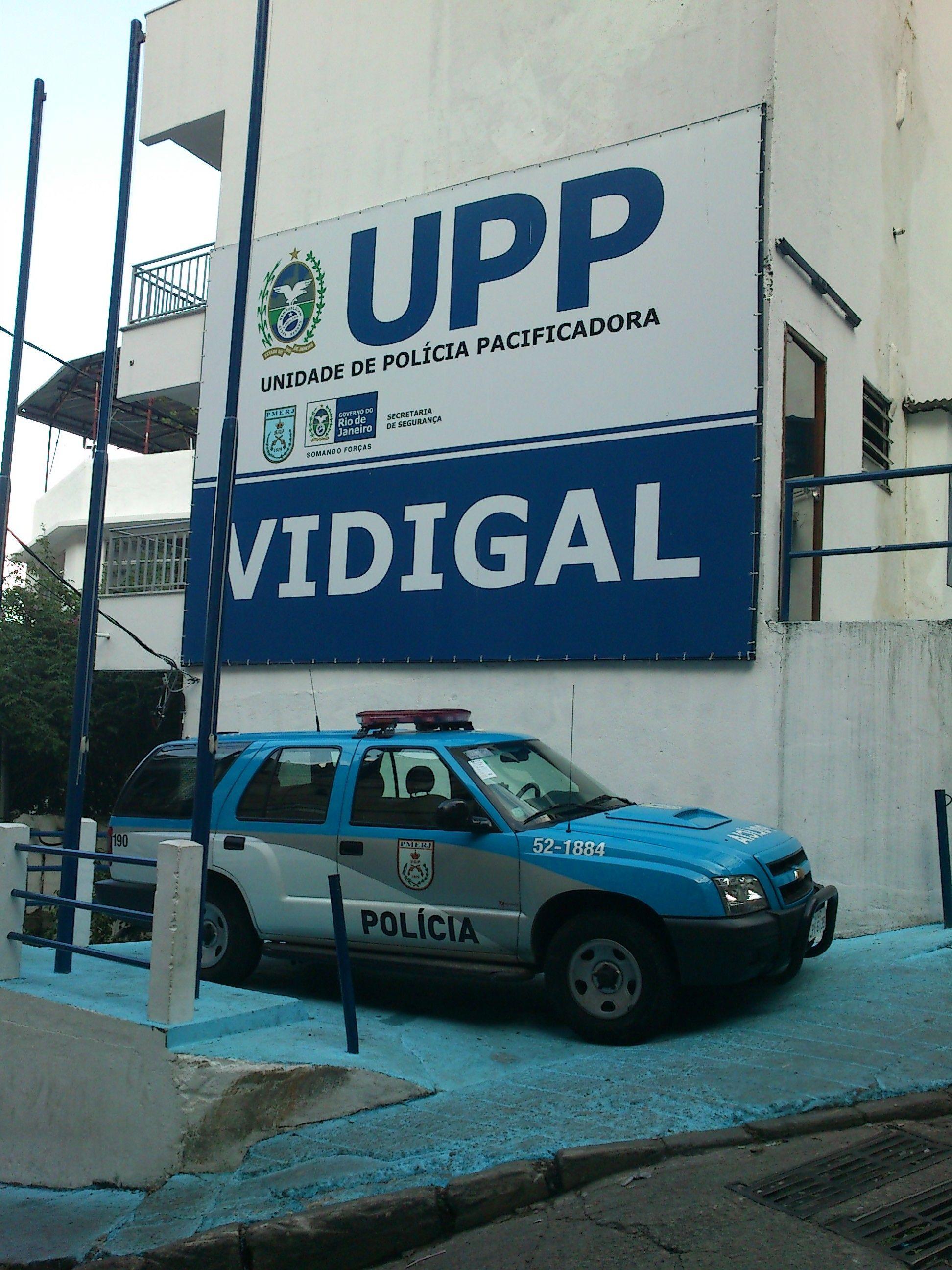 PM morre após ataque à UPP do Vidigal