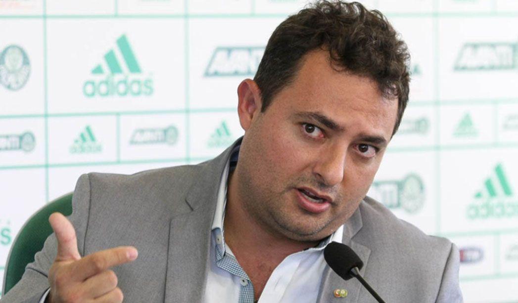 Mattos não confirma permanência no Palmeiras em 2017