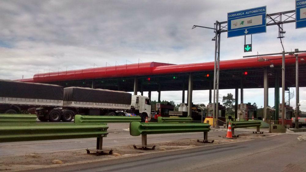 Pedágios nas rodovias paulistas terão reajuste no dia 1º de julho