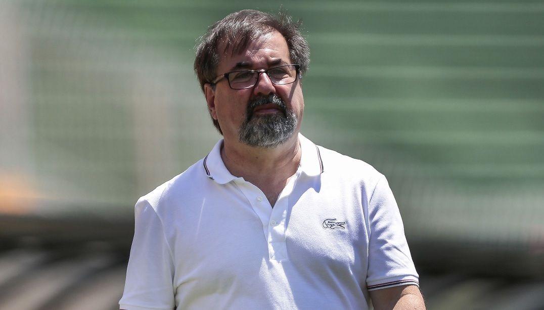 Marco Aurélio descarta Ceni para treinador em 2017