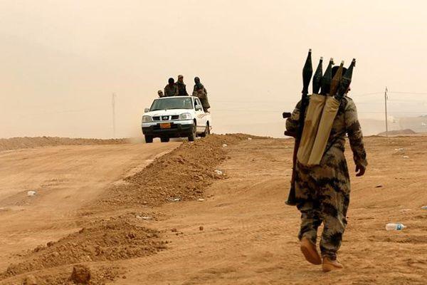 Itália treina curdos para ofensiva contra Estado Islâmico em Mosul