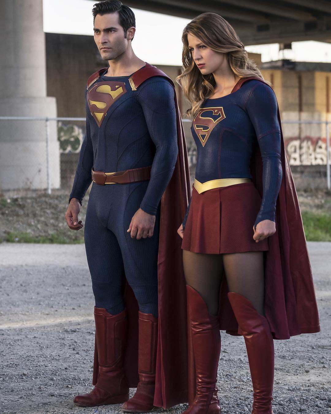 Supergirl terá ajuda do primo famoso na TV