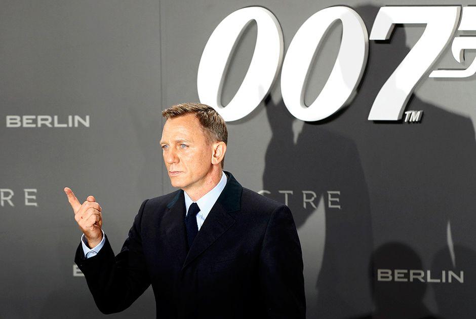 Próximo filme de James Bond é marcado para novembro de 2019