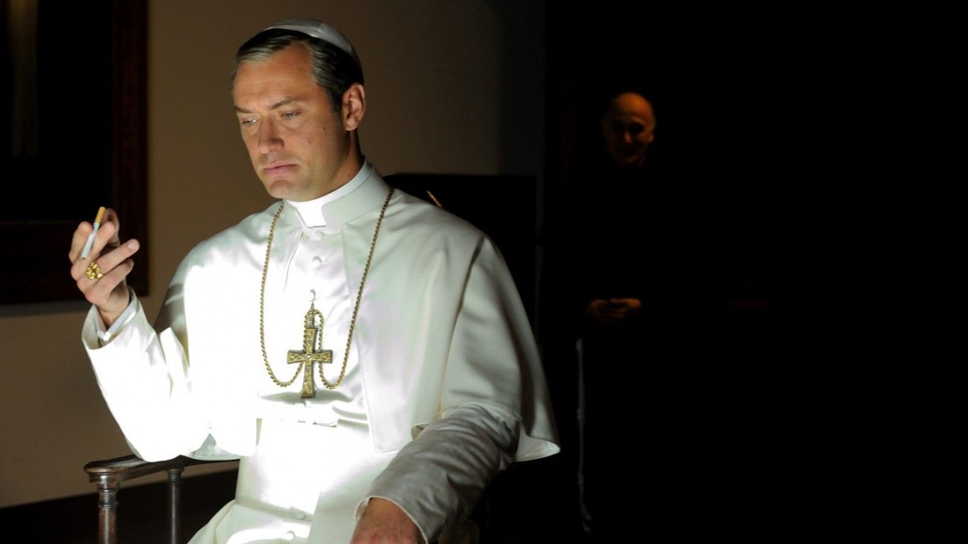 The Young Pope bate recorde de audiência