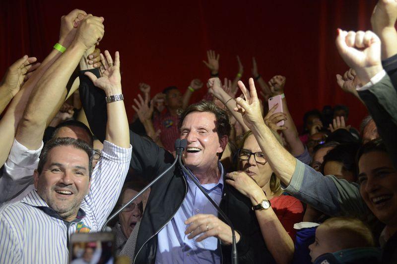 Eleição de Crivella não garante projeção nacional ao PRB