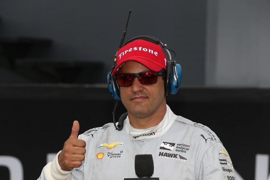 Montoya aceita convite para correr Indy 500 pela Penske