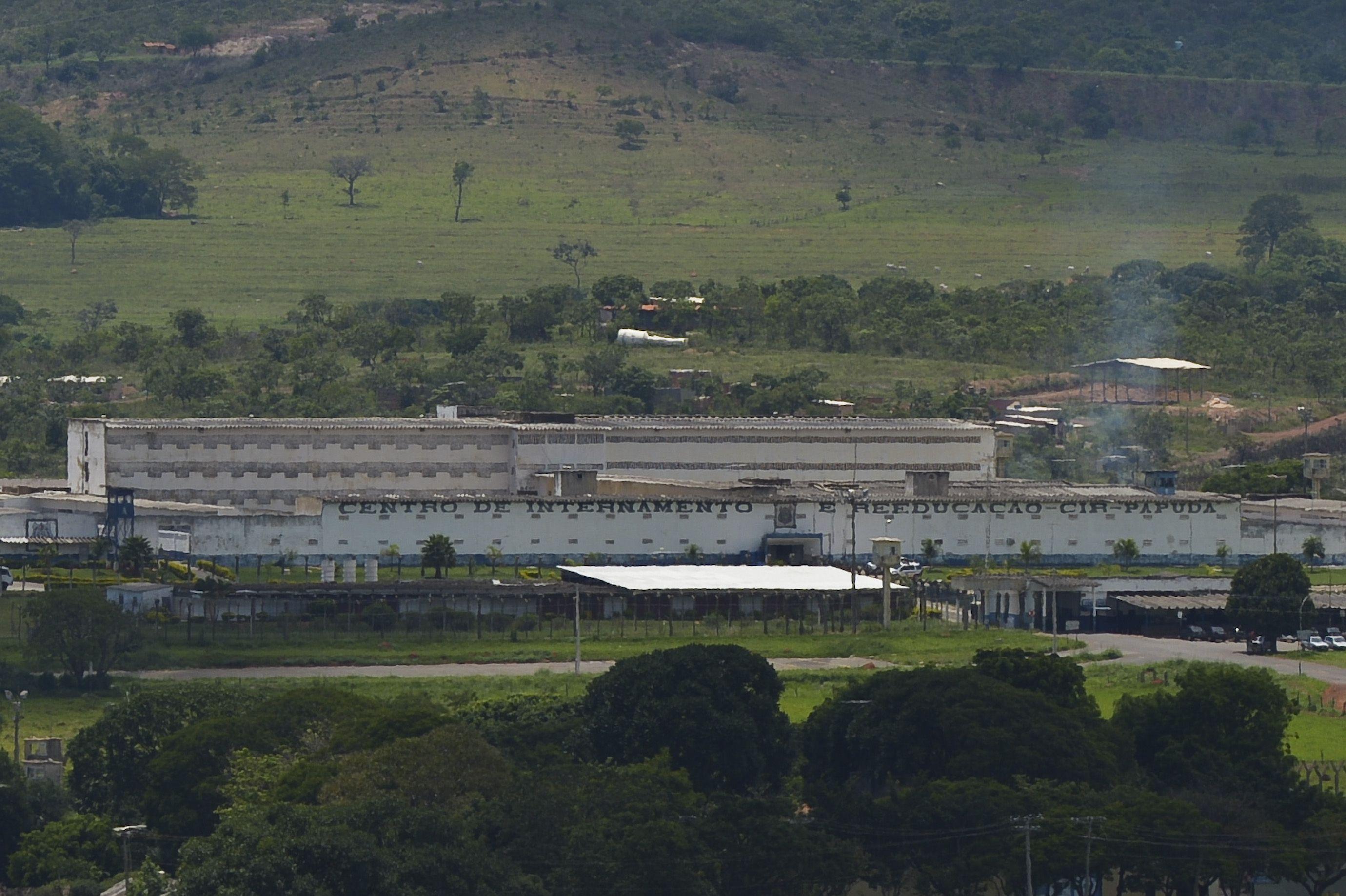 Complexo Penitenciário da Papuda, no Distrito Federal / Marcello Casal Jr/Agência Brasil