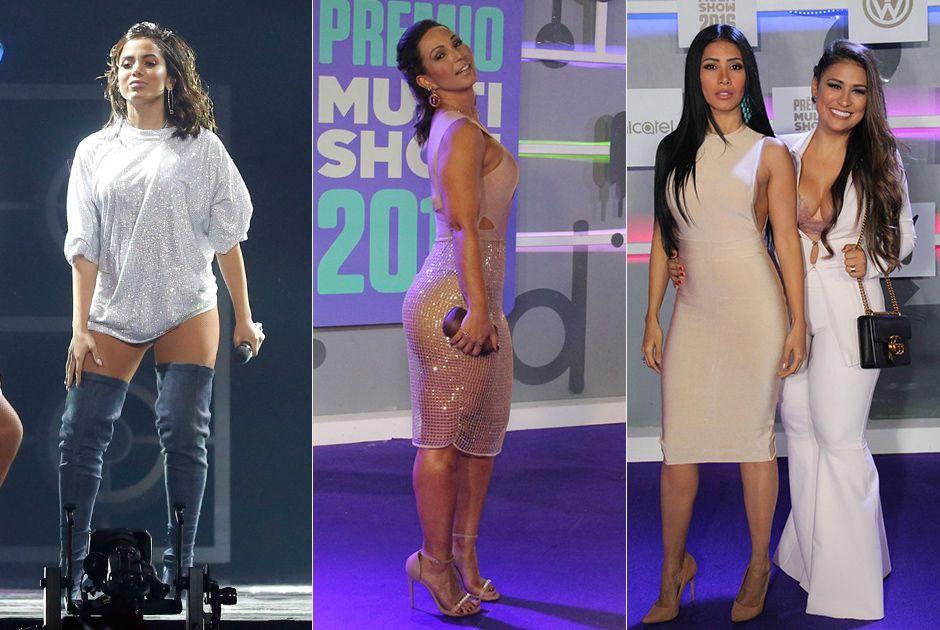 Cantoras brasileiras estilo Kim Kardashian
