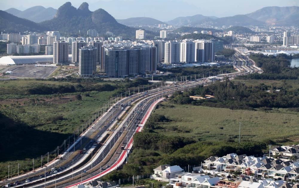 Dois em cada três cariocas veem melhoras no Rio após os Jogos