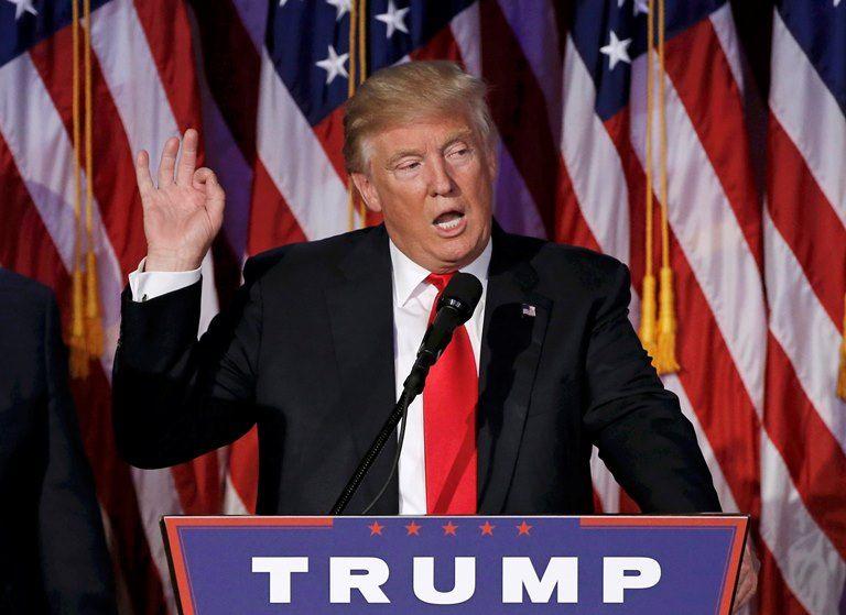Comitê de candidatura olímpica Los Angeles vê Trump como unificador