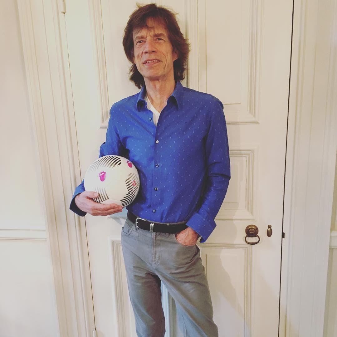 Mick Jagger / Divulgação/Instagram