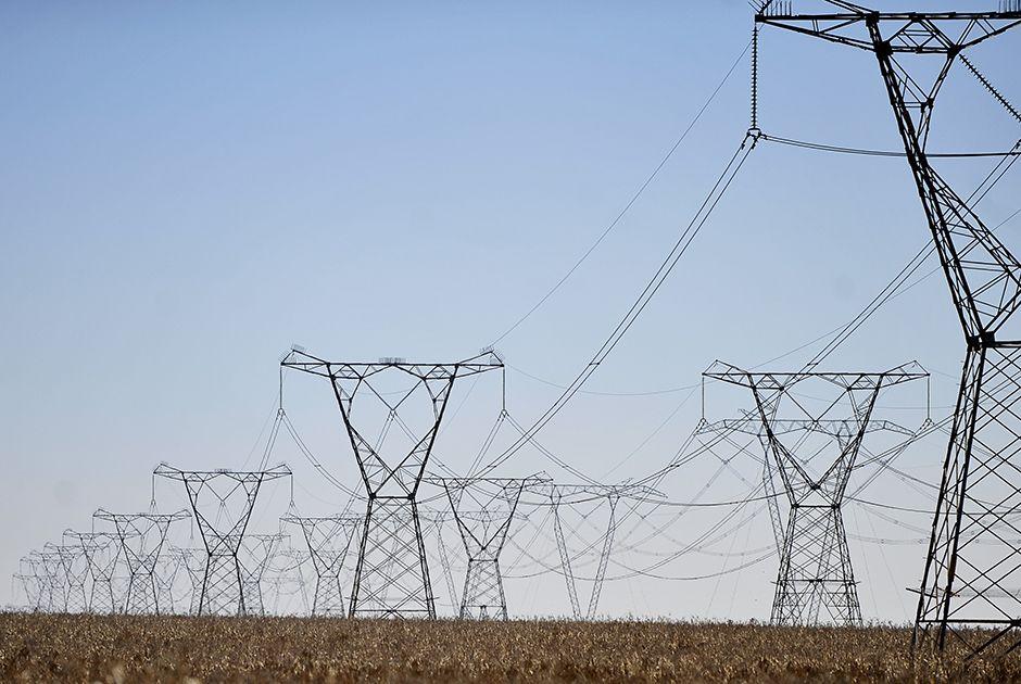 Geração de energia através de reservatórios melhorou (Foto  Marcello Casal  Jr. ABr) 2669d48efc