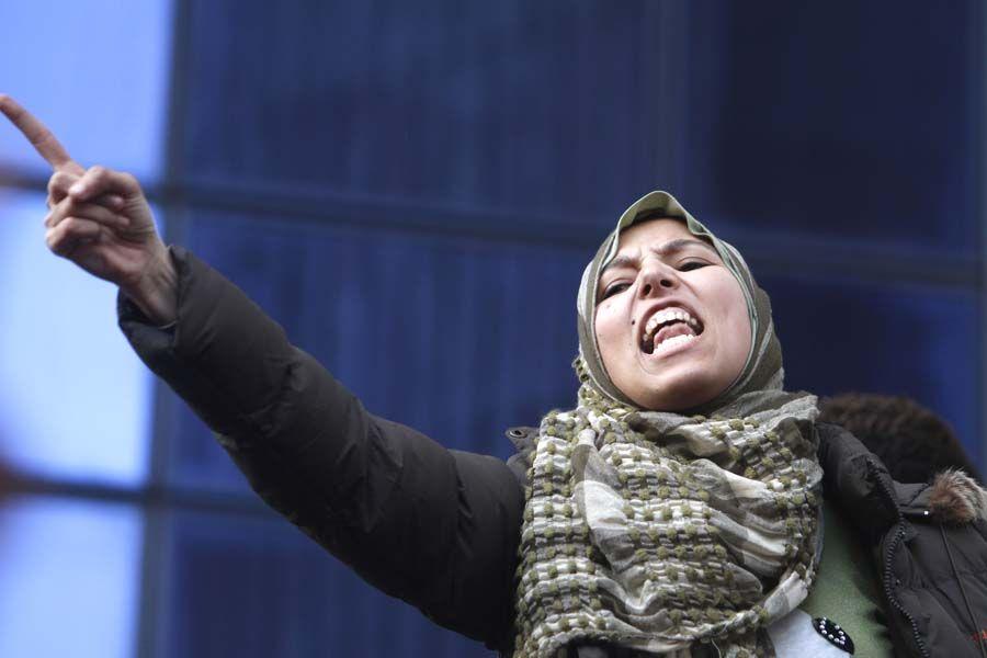 A temida voz dos árabes