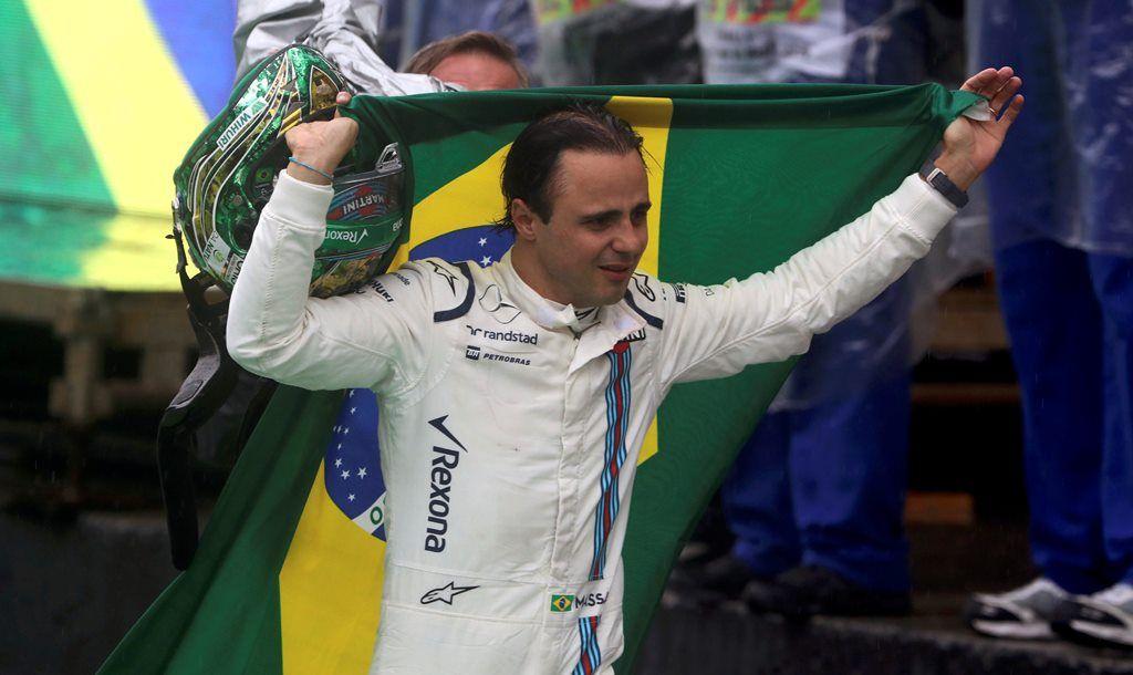 Massa assina com Williams e volta à F1, diz TV italiana